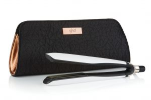 ghd Copper Luxe Platinum Styler Gift Set Weiß