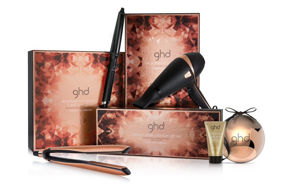 GHD COOPER LUXE EDITION